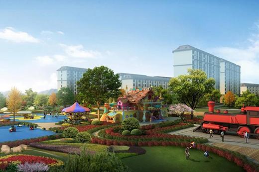 欧洲城儿童乐园即将盛大开业